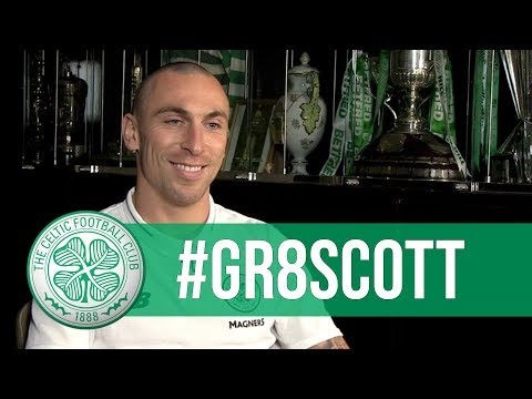 INTERVIEW: Scott Brown signs 2-year contract extension 📝