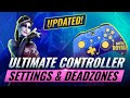 NEW PRO Controller Sensitivity & Settings Guide for Fortnite Chapter 2 Season 2