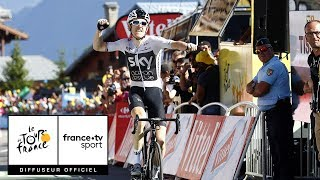 Tour de France 2018 : Geraint Thomas s'impose !