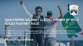 Jean Pierre Kelbert | Léon | Winner of IRC 3