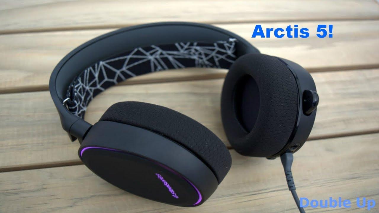 steelseries arctis 5 2019 edition