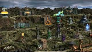 HOMM IV - Necropolis (Death) theme