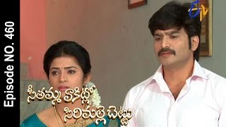 Seethamma Vakitlo Sirimalle Chettu23rd February 2017 Full Episode No 460 Etv Telugu