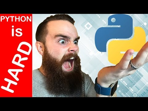Learning Python is HARD!! - CCNA | CCNP Network Engineer
