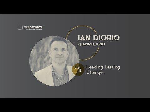 The Institute - Ian DiOrio