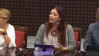 María del Río (Podemos) sobre quejas de asociaciones y pacientes por la sanidad en Lanzarote