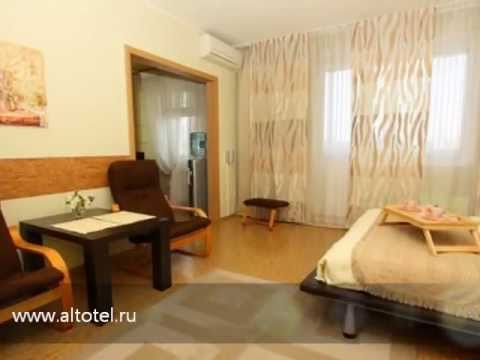 Квартиры посуточно в Челябинске (АльтОтель)
