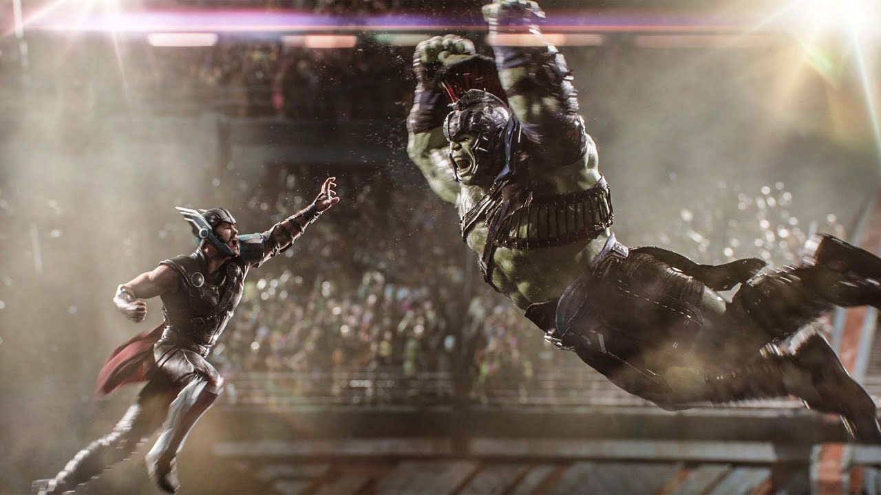 Download Thor: Ragnarok | Thor vs. Hulk Fight Scene