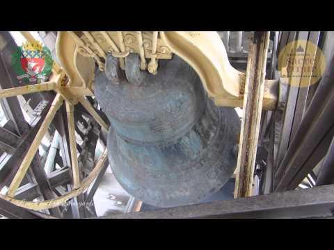 Cloches : Paris (75) Basilique du Sacré-Cœur de Montmartre - HD