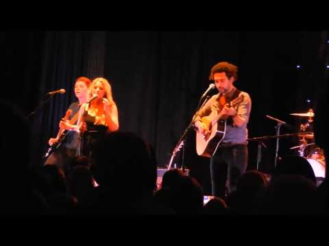 The Shires Live-Concert & Meet and Greet Leas Cliff Hall Folkestone 7/10/2015