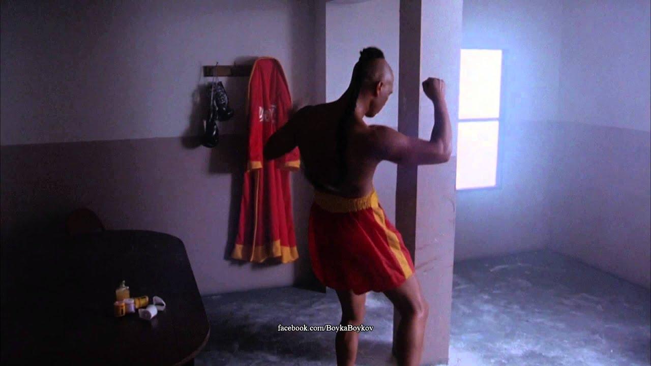 Kickboxer - Tong Po Kicks Pillar {1080p} (Full HD) [Blu Ray] - YouTube