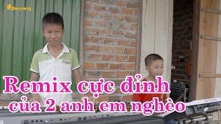 Hoa Cài Mái Tóc -Thần đồng nhạc sống Phong Bảo [Karaoke]