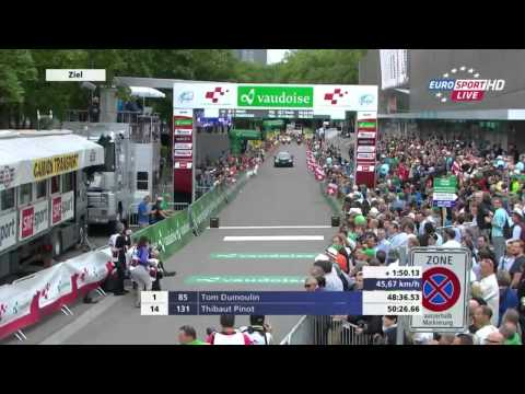 Tour de Suisse 2015 - Stage 5 Highlights