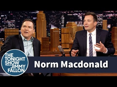 Norm Macdonald and Jimmy Test Steve Higgins' Charades Skills