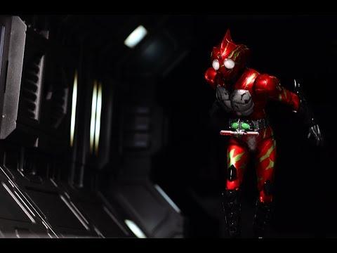 S.H. Figuarts Kamen Rider Amazons Kamen Rider Alfa (Alpha) Season 2 Ver. Review