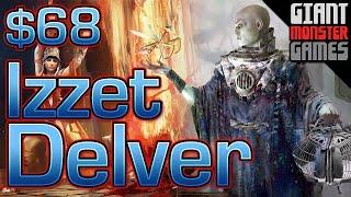 Budget Modern Deck - Izzet Delver ($68)