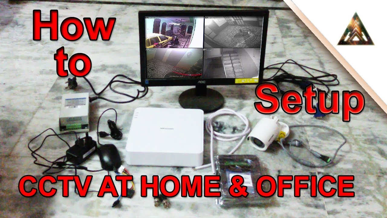 small resolution of how to install cctv camera complete guide