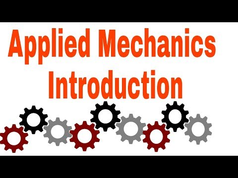 Applied mechanics in hindi with simple...
