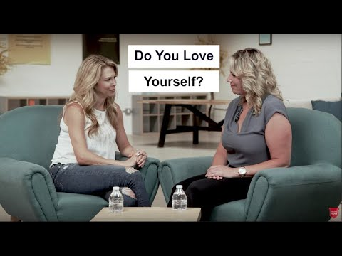 How to create a loving relationship with yourself.