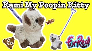 ForReal Kami My Poopin Kitty