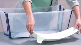 Baby Bath | The Foldable Stokke Flexi Bath