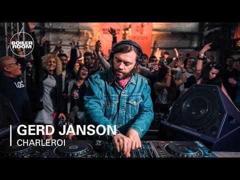 Gerd Janson | Boiler Room x Eristoff: Belgium – Day/Night
