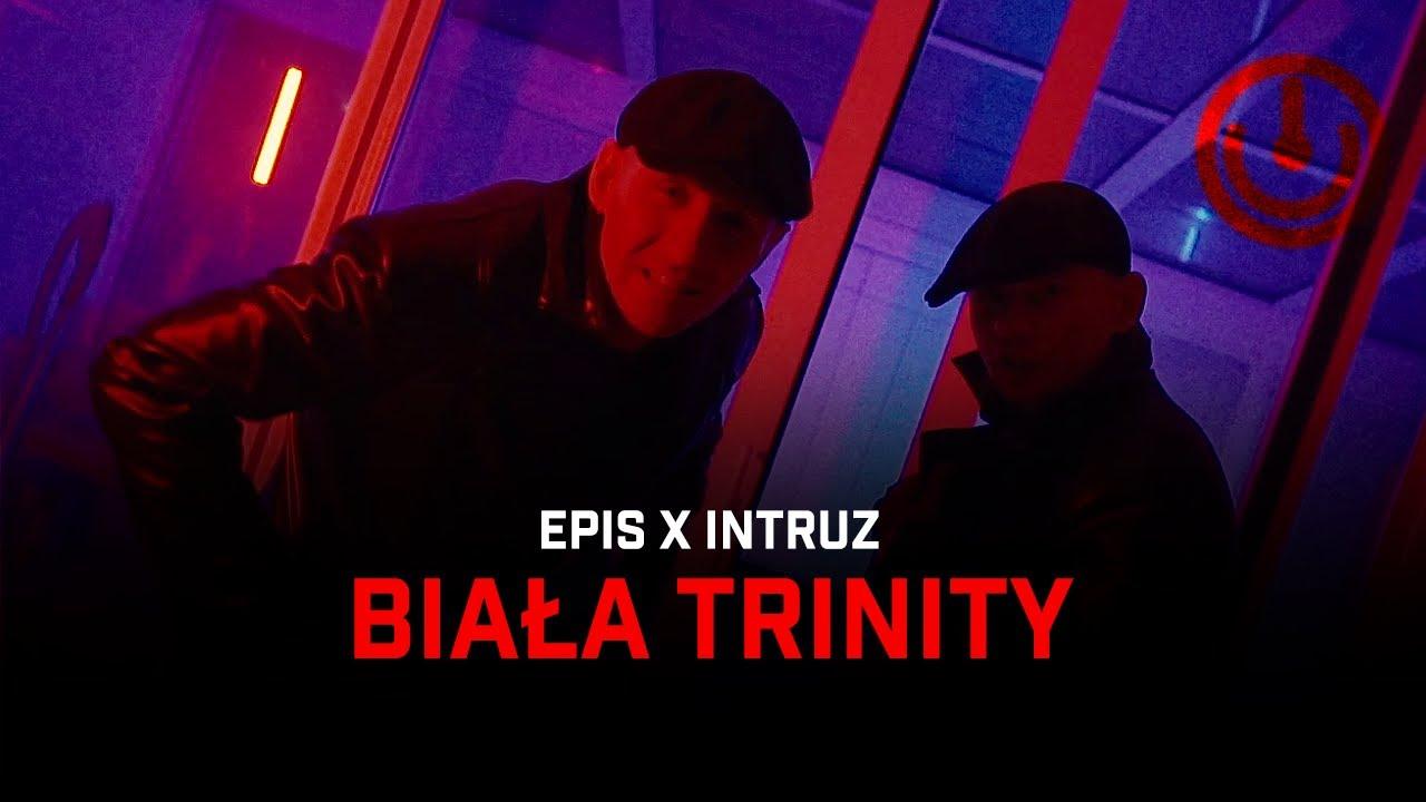 EPIS x INTRUZ - BIAŁA TRINITY
