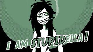 Игра Stupidella - Прохождение - Мое первое видео