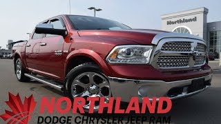 Walk Around 2013 RAM 1500 Laramie | Northland Dodge | Auto Dealership in Prince George BC