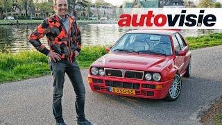 Uw Garage: Lancia Delta HF Integrale Evoluzione II (1993) - Autovisie TV
