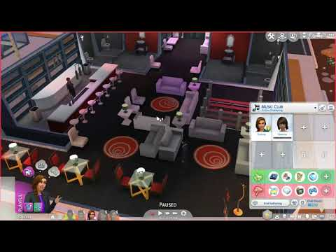 The Sims 4 Get Together - Part 15 - Breaking the Club Rules |