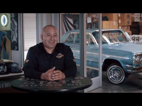 LOWRIDER Roll Models Episode 10: OG Abel