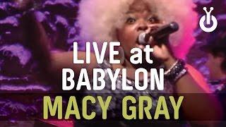 Macy Gray - Oblivion I Babylon Performance