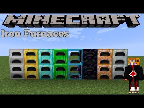 iron-furnaces-updated!!---minecraft-1.15.2-(mod-showcase)