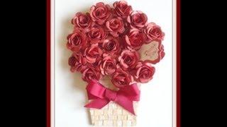 Rose Basket Card Tutorial.m4v