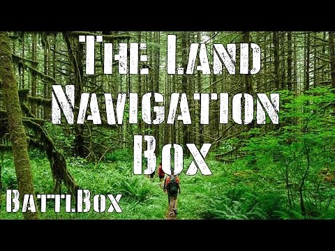 Battlbox Review Mission 16: The Land Navigation Box
