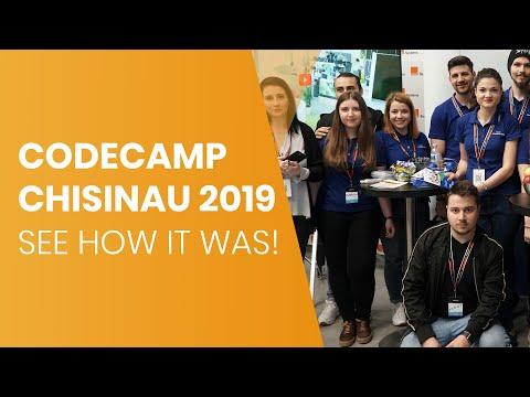 ASSIST Software la Codecamp Chișinău 2019 | Aftermovie