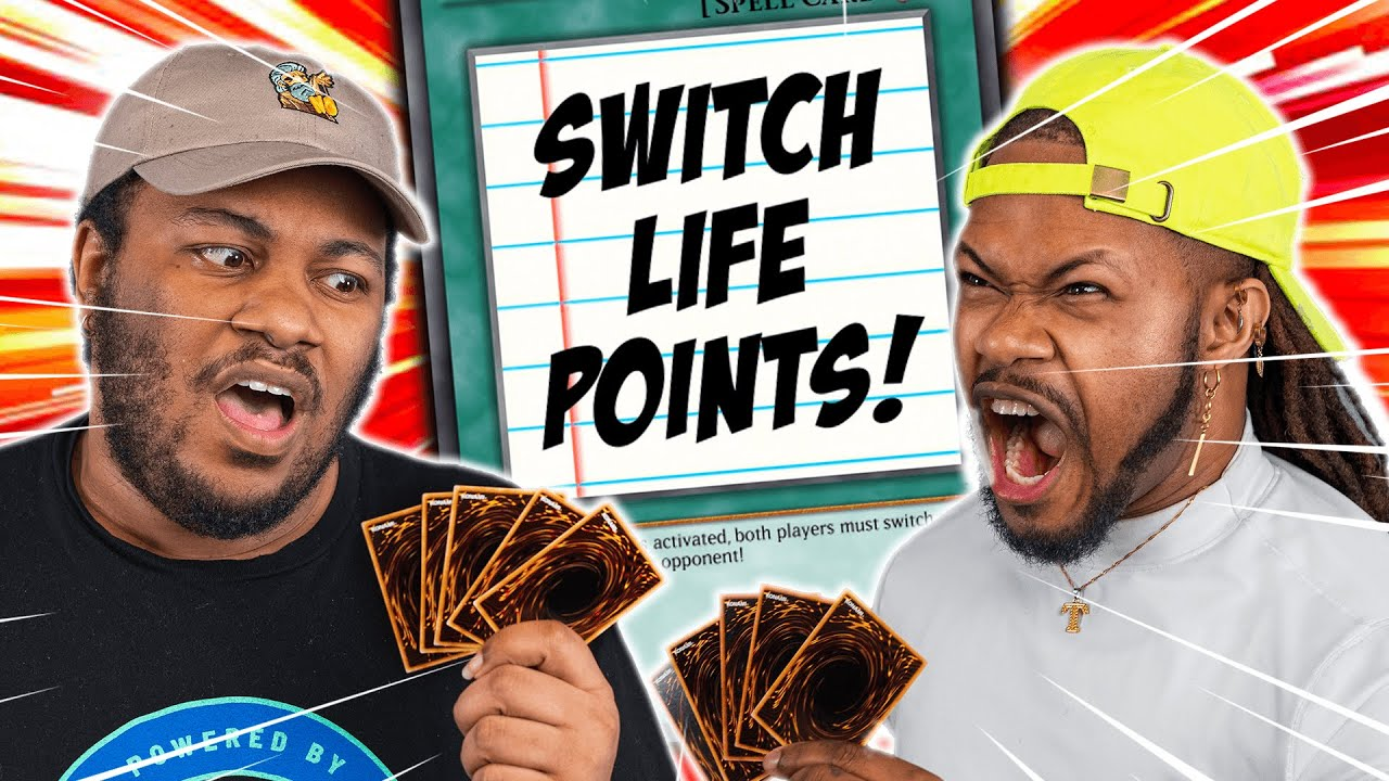 The MOST UNFAIR Yu-Gi-Oh Duel Challenge!