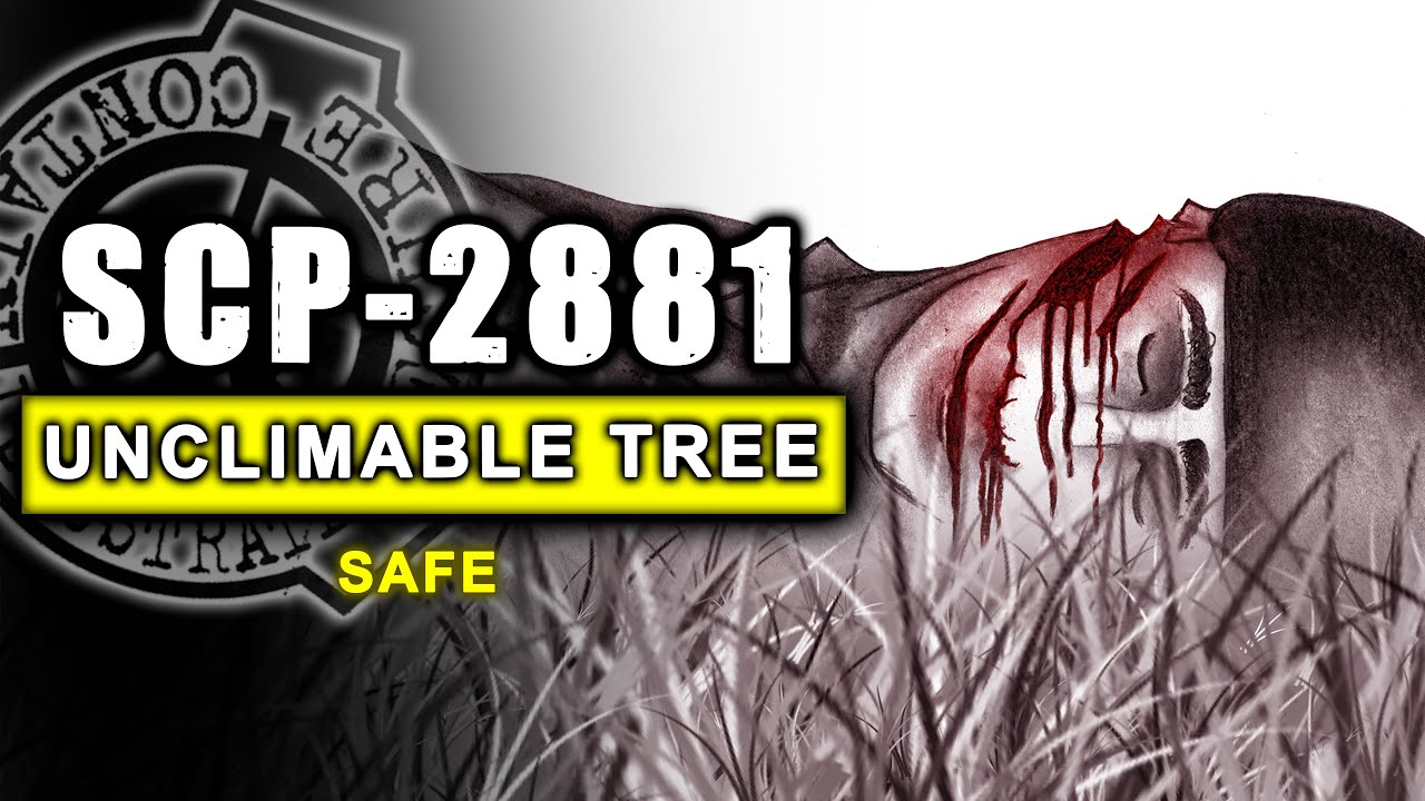 SCP-2881 illustrated (The Tree You Cannot Climb)