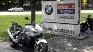 2007 BMW K1200R Sport Touring Motorcycle