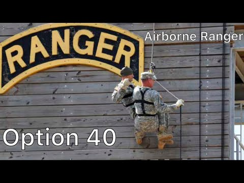 Option 40 Contract | US ARMY Airborne Ranger