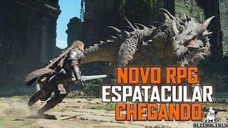 Project Awakening - NOVO  RPG EXCLUSIVO DO PS4 SERÁ ÉPICO