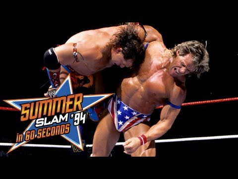 SummerSlam in 60 Seconds: SummerSlam 1994