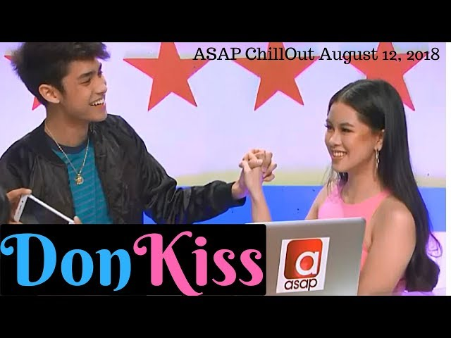 [ DONKISS ] - Dont Be Shy