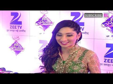 Vrushika Mehta | Zee Rishtey Awards 2015