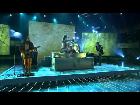 Brendon Thomas and the Vibes - Budapest (The X Factor New Zealand 2015) [Live Show 2]