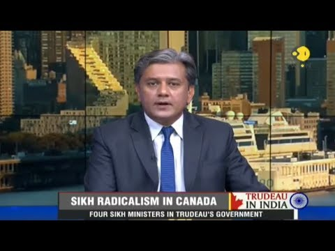 India Report On Justin Trudeau & Sikh Radicalism In Canada