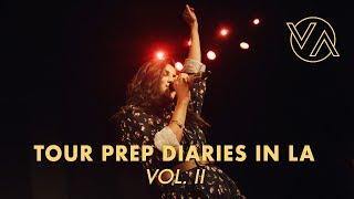 Vidya Vox Tour Prep Diaries in LA (Vol. 2)