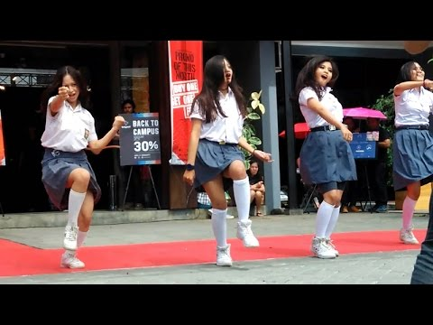 Dancer Sma SUPER SEKSI!!! keliatan banget