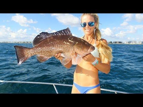 Strange FULL MOON Phenomenon! ZOMBIE Mullet Fish & Rare Deep Sea Catch!